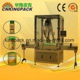 El polvo de ajo pequeño automática Máquina de Llenado