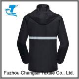 Напольная куртка дождя 2017 с отражательной прокладкой