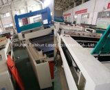 Laser-Ausschnitt-Maschine für Sofa-Gewebe mit Selbstzufuhr