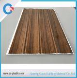 3溝木の薄板にされたPVCパネル25cm広いPVC天井板
