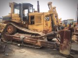 Tracteur à chenilles utilisé du chat D7r de bouteur du tracteur à chenilles D7r