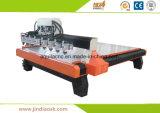 Маршрутизатор машины CNC Китая Mechinery деревянный с 8 Воздух-Охлаждая шпинделями