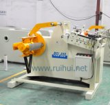 Uncoiler plancha la máquina en la prensa de la máquina (RGL-500)