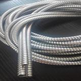 Conduit de métal flexible, conduit flexible pour le fil électrique
