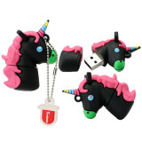 64G USB Flash Drive Unicornio lindos dibujos animados