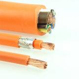 Basse tension du fil de base d'isolation en polyéthylène réticulé pour système automatique