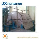 Filtro a tamburo rotativo di vuoto di trattamento di acque di rifiuto