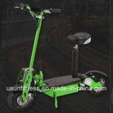 Motorino piegante elettrico verde potente con 01 - motore senza spazzola di 60V 2000watt