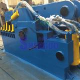 De krokodille Hydraulische Scherpe Machine van de Buis van het Aluminium van het Afval
