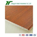 Compuesto de plástico de madera interior cubierta Panel de pared WPC
