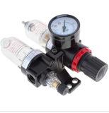 Afc2000 Van de Bron compressor van de Lucht Filter Twee van de Behandeling de Regelgever van de Separator van het Water van de Olie van de Unie