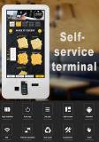 タッチスクリーンのモニタの支払のInforamtionのセルフサービスの食糧キオスクを広告する27インチLCDの表示のデジタル表記