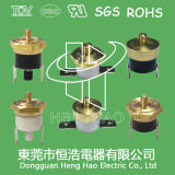 Commutateur de détecteur de température pour les bacs électriques de l'eau