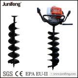 Movimiento 63cc del taladro de tierra de la gasolina de la potencia 2