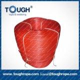 오렌지 ATV/UTV Winch를 위한 10.5mm 23000lbs 4X4 off-Road Synthetic Braided Rope Winch Rope