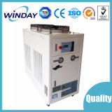 Refrigerado por aire Enfriador de agua para uso industrial.