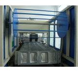Wegwerf-PS-Nahrungsmitteltellersegment-Verpackungsmaschine