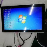 15.6 pulgadas de pantalla panorámica de 1366*768 Monitor de pantalla táctil con control táctil Pcap