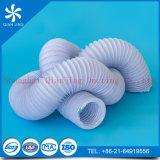 Conduit flexible/boyau de film pur de PVC pour la ventilation de la CAHT