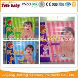 Superior nenhum tecido descartável do bebê da qualidade 1 melhor