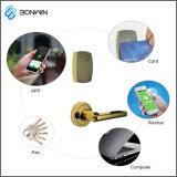 Serratura di portello astuta del metallo di sostegno high-technology Secondario-Gigahertz