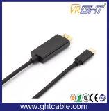 Tipo C del USB 3.1 - cavo di HDTV del connettore dell'adattatore di HDMI