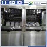 Grand volume employé couramment machine de remplissage de l'eau de baril de 5 gallons