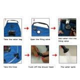 sac d'eau solaire campant extérieur portatif de douche de PVC 20L