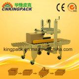 Venta caliente Semi-automático caja de cartón de alta calidad de la máquina de sellado