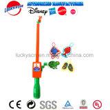 Игрушка игры рыболовства пластичная для малыша