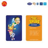 Cartão/smart card Rewritable da microplaqueta Card/RFID de ISO14443A NFC com a microplaqueta do Mf DESFire 2k/4k/8k