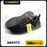 Zapatos de seguridad del deporte con la nueva planta del pie de PU/PU (SN5573)