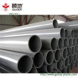 Tubo de plástico de PVC resistente 110mm de UPVC Tubos de drenaje del agua