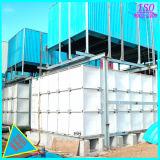 Réservoir de stockage chaud d'eau de puits de pluie de fibre de verre de ventes