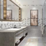 Diseño moderno 300*600 mm de cuarto de baño de cerámica esmaltada baldosas de pared