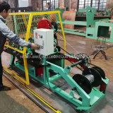 Fabrik-Preis-doppelte Strang-Stacheldraht, der Maschine herstellt
