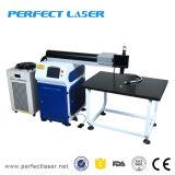 LED 300W 450W Ad mots de lettre Lettre de métal Double chemins optiques soudeur Laser