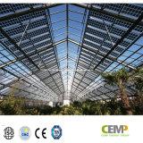 Modulo solare applicato di progetto 345W PV dei tetti