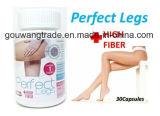 Pernas perfeito fino + fibra de alta nenhum efeito colateral Extrato Natural queimar gordura reafirmante