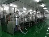 El tanque de mezcla líquido de múltiples funciones con el homogeneizador de emulsión
