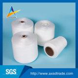 Hilo de coser 40/2 de la fuente 100%Polyester de la fábrica de Hubei 50/2 60/2 vario tipo de cuerda de rosca