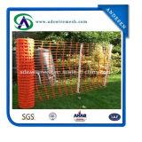 オレンジ安全バリアの塀のプラスチック障壁の塀