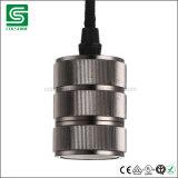 E26/E27 Lichte Houder van de Tegenhanger van de Houder van de Lamp van het metaal de Uitstekende Retro