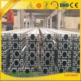 Aluminium extrudé anodisé personnalisé industrielle t fente pour Multi-Room