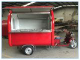 Nahrungsmittelkarren-Hersteller-Philippinen-Fahrrad-Nahrungsmittelkarren-bewegliche Nahrungsmittelkarren