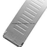 13 15 17 19 21 23mm Dunne Roestvrij staal Geweven Banden van het Horloge van het Netwerk