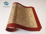 La cocción de silicona personalizadas de alta calidad Mat