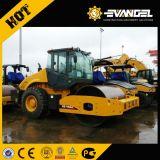 Xs122 12ton 가격 판매를 위한 소형 도로 롤러 쓰레기 압축 분쇄기