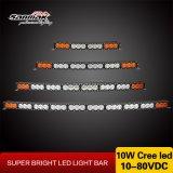 """33 """" nicht für den Straßenverkehr Selbst-CREE 180W gebogener LED heller Stab"""