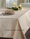 De in het groot Ronde Vierkante Tafellinnen van het Huwelijk van de Polyester van de Grootte Elegante